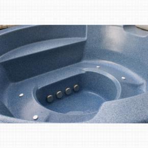 Vířivá vana Coloseum 233 - Granite modrý