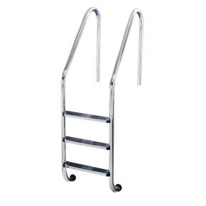 Standard ladder-non-slip 3 steps AISI316